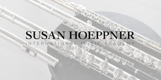 Susan Hoeppner International Music Academy November 16, 2019 Session