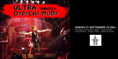 ULTRA Tributo a Depeche Mode tickets