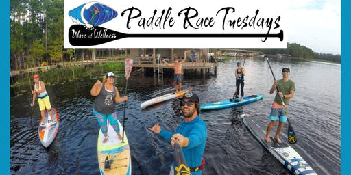 Paddle Race Tuesdays