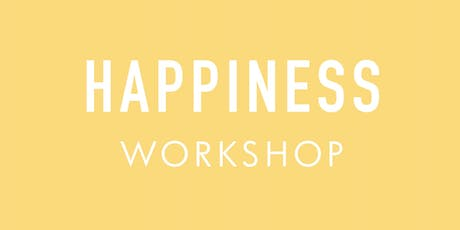 Happiness Workshop tickets