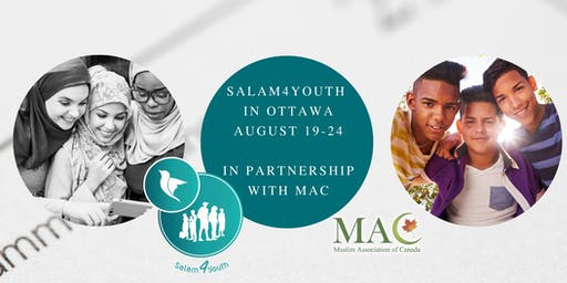 Salam4youth Identity-Building Summer Camp - Ottawa