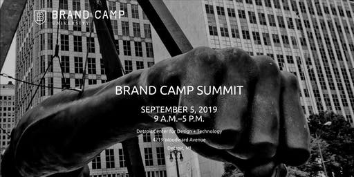 2019 Brand Camp Summit: Rebrand [Cities, People, Culture + Tech]