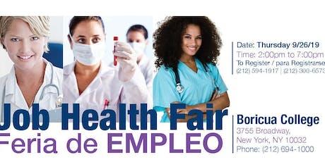 Polanko Job Health Fair tickets