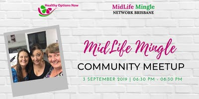 MidLife Mingle Community Meetup