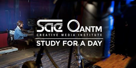 Study For A Day | SAE Perth Campus tickets