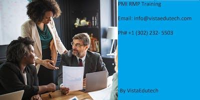 PMI-RMP Classroom Training in Charleston, WV