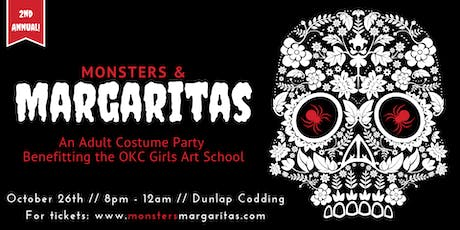 2nd Annual Monsters & Margaritas tickets