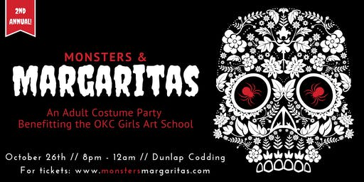 2nd Annual Monsters & Margaritas