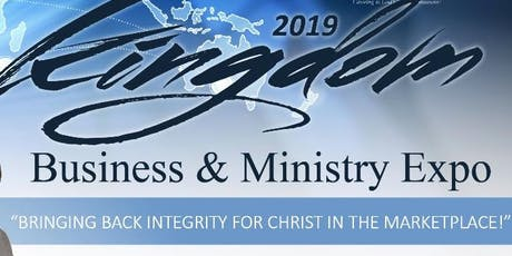 Kingdom Business & Ministry Expo  tickets