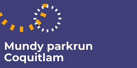 Mundy parkrun, Coquitlam tickets