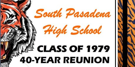 South Pasadena High School 40th Reunion tickets