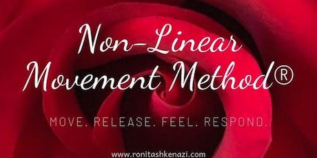 Embodiment Practice with the Non-Linear Movement Method® tickets