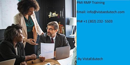 PMI-RMP Classroom Training in Harrisburg, PA