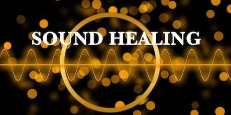 Sound Healing with Joe tickets