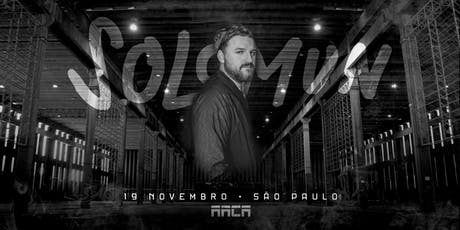 Solomun -  São Paulo ingressos