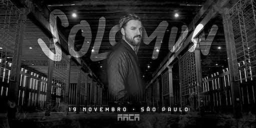 Solomun -  São Paulo