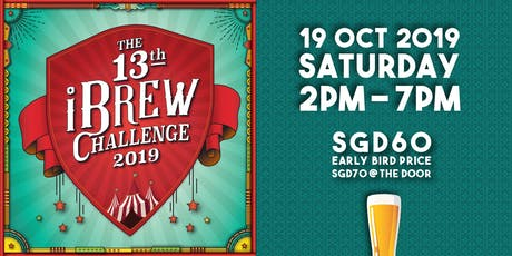 iBrew Challenge 2019 tickets