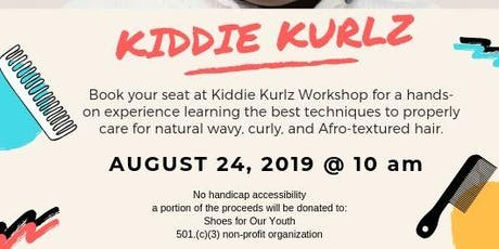 Kiddie Kurlz Workshop tickets
