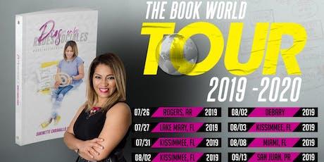 Dios en las Redes Sociales - Lanzamiento Puerto Rico boletos