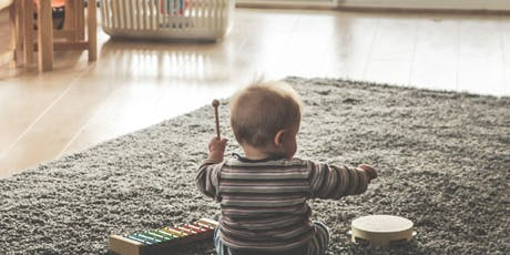 Early Childhood Music Classes! Winter 2020, Session B tickets