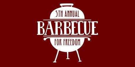 5th Annual CCFN BBQ for Freedom tickets