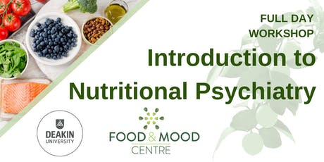 Food and Mood: An Introduction to Nutritional Psychiatry tickets