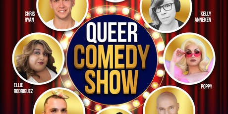 Queer Comedy Show tickets