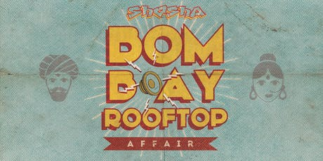Bombay Rooftop Affair - Bollywood Affair at Tom Tom tickets
