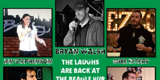 Comedy Night at The Beagle Pub