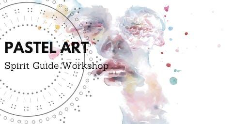 Spirit Guide Soft Pastel Art Workshop