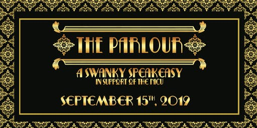 The Parlour - A Swanky Speakeasy in support of the NICU