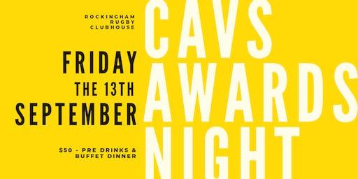 Cavs Awards Night