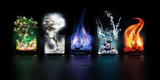 Dance With The Elements : Sacred Circle And Intuitive Dance