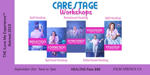 THE Healing Experience Retreat 2019