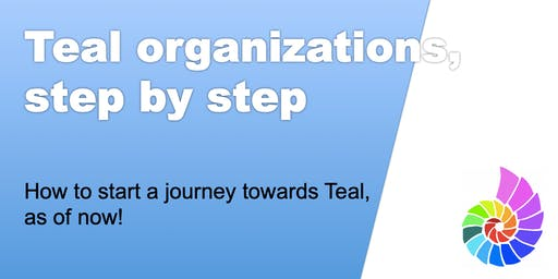 Teal organizations, step by step