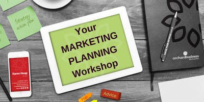 Your Marketing Planning Workshop