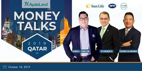 Money Talks Qatar 2019 Conference & Side Events (for Filipinos) tickets