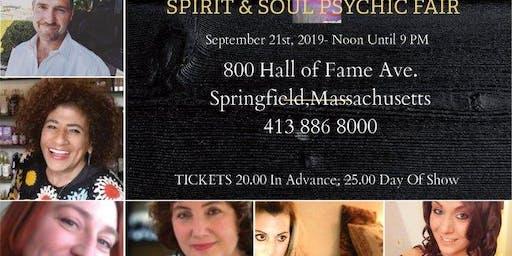 Spirit & Soul Psychic Faire