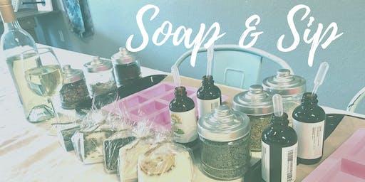 Soap & Sip