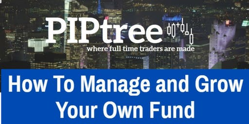 How To Manage and Grow Your Own Fund (22Aug,Penang)