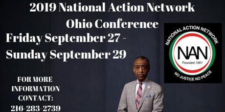 2019 National Action Network Ohio Conference  tickets