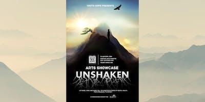 Unshaken: A New Begining Fundraising Arts Showcase