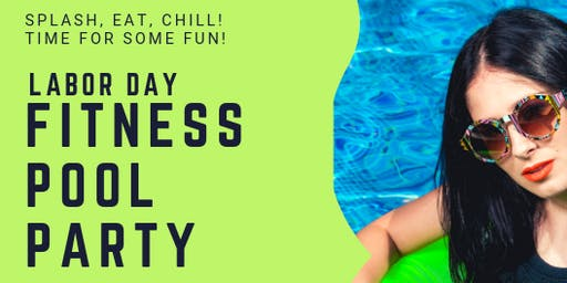 Labor Day Fitness Pool Party