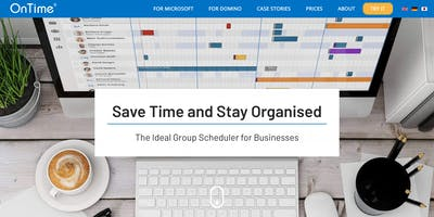 OnTime Gruppekalender gjør din bedrift mer effektiv (gratis webinar)