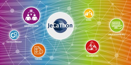 JeCaThon - 1. eHealth Hackathon Jena Tickets