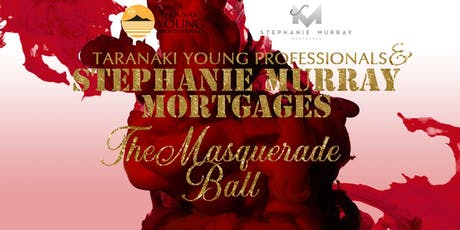 Stephanie Murray Mortgages TYP Masquerade Ball tickets