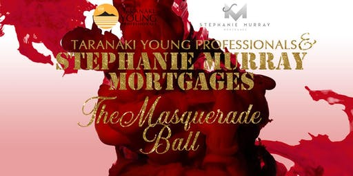 Stephanie Murray Mortgages TYP Masquerade Ball