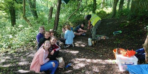 Campfire Club (4 Days) Northumberland Park Aged 8 -12