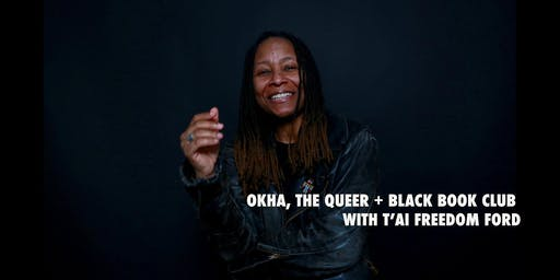 OKHA - The Queer + Black Book Club