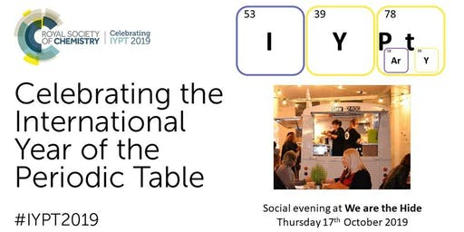 International Year of the Periodic Table Party